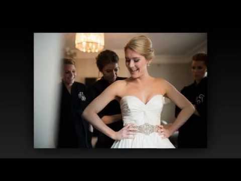 Fairmont Copley Wedding Photographer