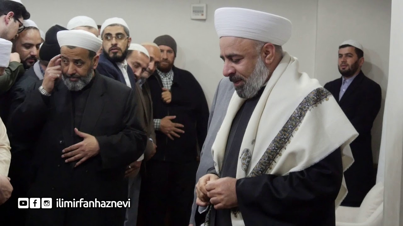 Şeyh Muhammed Muta' Haznevi (ks)   01-04 Aralık 2019   وصلوها وصلوها