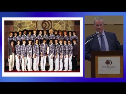 Dr. Michael Schroeder - Inspirational speech.