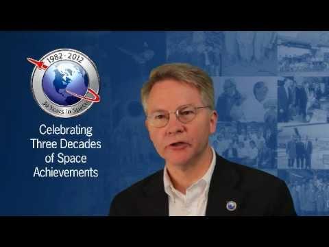 David W. Thompson  Orbital 30th Anniversary Address Video
