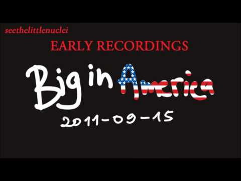 EARLY RECORDINGS #1 - Duchess & Big in America (The Stranglers covers)