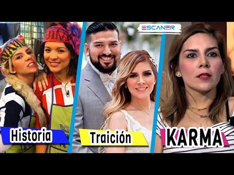 TRAICIÓN Y KARMA / La HISTORIA COMPLETA De Karla Panini Y Karla Luna