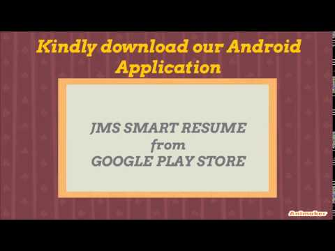 JMS Jobs and Resume - Apps on Google Play