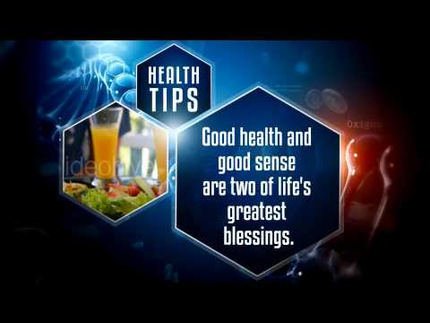 Infographic Ideas living healthy infographics videohive free download after effects templates : After Effects Template: Health Broadcast Pack - YouTube