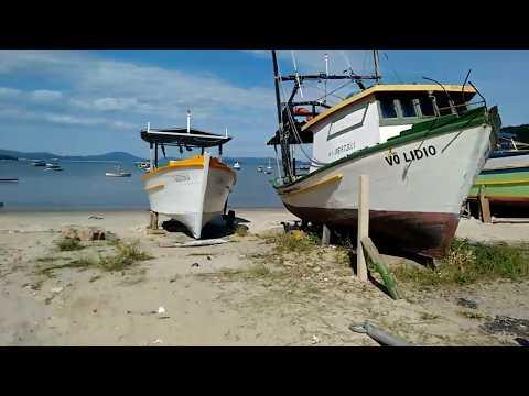 Governador Celso Ramos SC Praia Fazenda da Armação