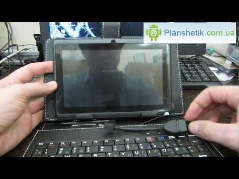 Настройка русской внешней USB-клавиатуры на Android 4.0.3