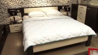 видео Новая коллекция современных спален фабрики «Мебель-Москва»