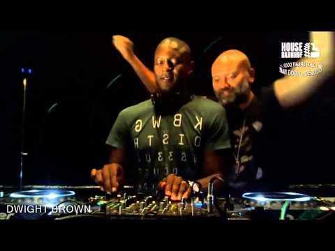 Dwight Brown - 50 min set - De DJ Draait Door - Verne Festival