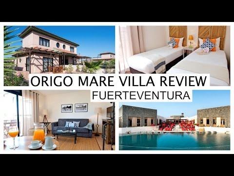 FUERTEVENTURA - ORIGO MARE VILLA REVIEW   |  Twoplustwocrew