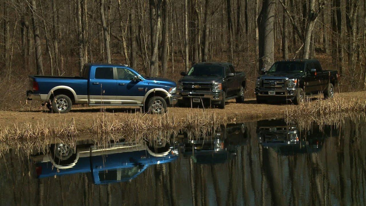Heavy duty trucks 2011 2013 consumer reports