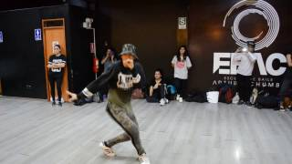 Dilema - Nelly Ft.Kelly Rowland / @MichellCaceres Choreography at EBAC