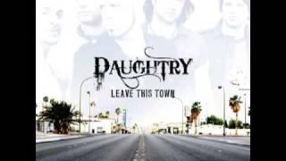 One Last Chance - Daughtry - BONUS SONG - Lyrics - *HQ*