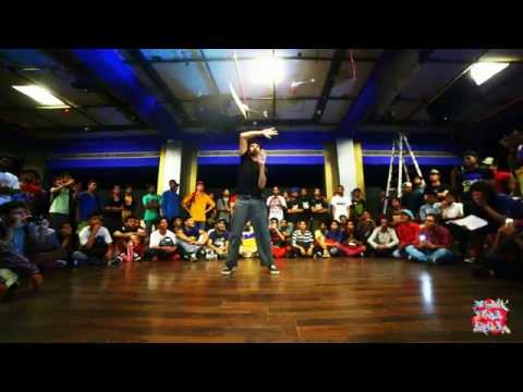 Poppin Ticko | Judge Showcase | Delhi Funk Circle 5