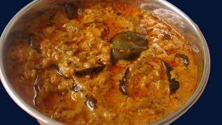 Masala Vankaya Curry Gravy in Telugu
