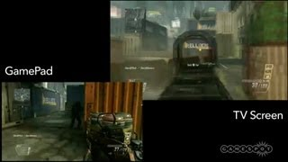 Call Of Duty: Blacks Ops 2 Wii U Presentation