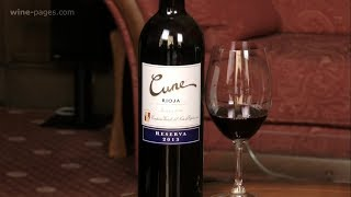 For 29 January 2018 the CVNE, Cune Rioja Reserva 2013 from Rioja in...