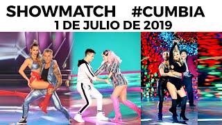Showmatch - Programa 01/07/19 - Tercera gala de #Cumbia