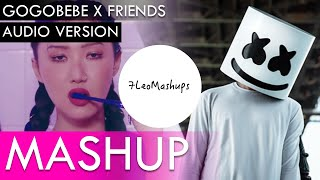 (QUICK MASHUP) MAMAMOO X MARSHMELLO X ANNE-MARIE - GOGOBEBE X FRIENDS