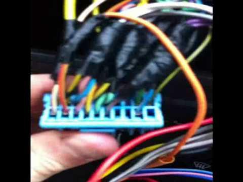 схема подключения магнитолы 39101 65jdo