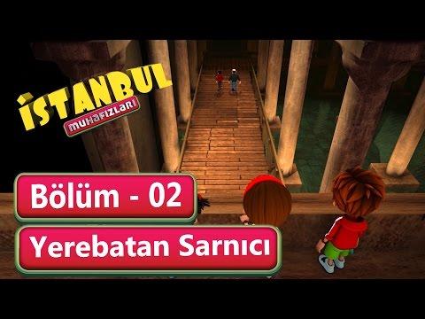 İstanbul Muhafızları 2.Bölüm - Yerebatan Sarnıcı