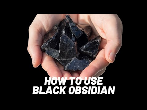 How to use Black Obsidian