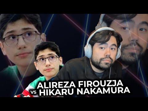 Trading Blows With Alireza Firouzja
