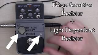 Circuit Bending: Behringer VD400