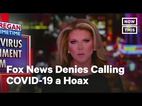 Fox News Claims It Never Called COVID-19 a Hoax | NowThis