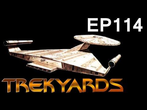 Trekyards EP114 - Ralph McQuarrie Concept