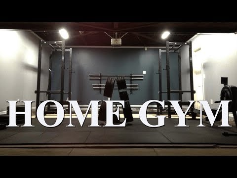 How to Build a Home Gym (Audio Only)