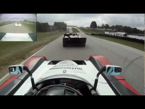 Racing: 2011 Runoffs SRF in-car camera