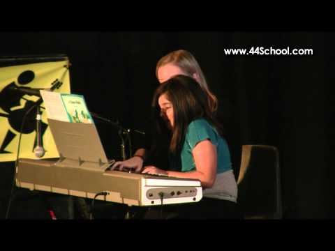 Ru E 44 School of Music Fall Concert 2012 Piano Lessons