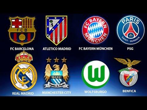 2015–16 UEFA CHAMPIONS LEAGUE - Score24H