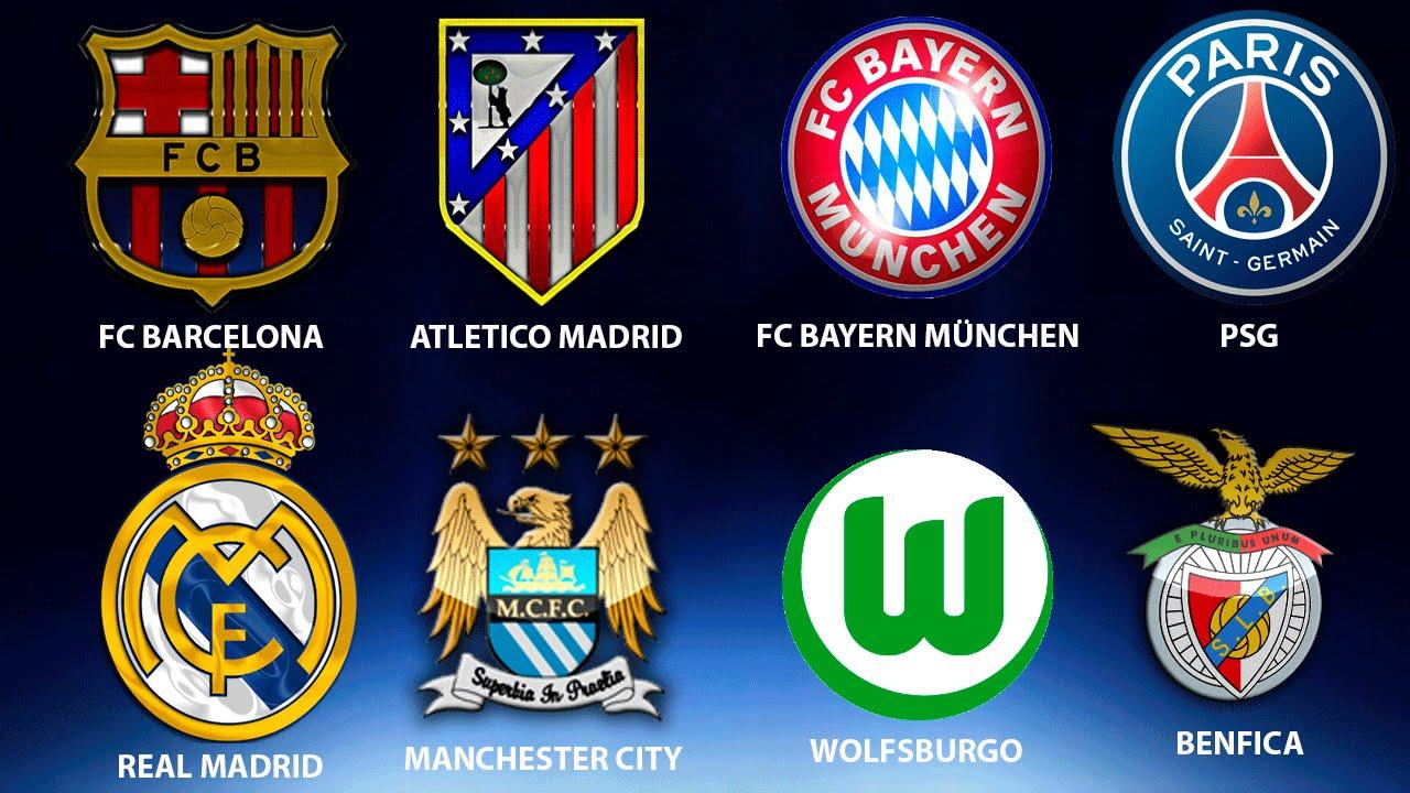 √ PREVIA SORTEO CUARTOS DE FINAL UEFA CHAMPIONS LEAGUE 2015