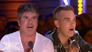 Download X Factor Contestants That Made Auditioning Look EFFORTLESS | X Factor Global
