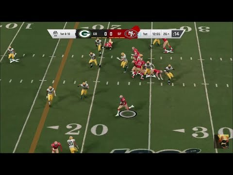 Madden NFL 20 Packers Vs 49ers Week 12 LIVE STREAM