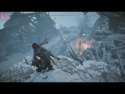 Horizon Zero Dawn Gameplay: How To Capture A Bandit Camp