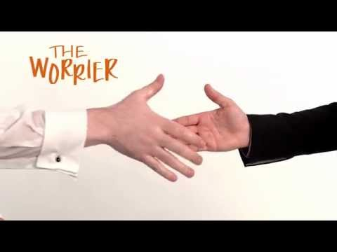 How To Properly Shake Hands Youtube