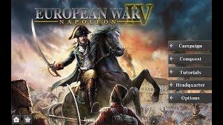 European War 4: Napoleon walkthrough - Indian's Blood