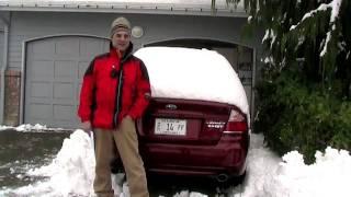2009 Subaru Legacy Auto Reviews with Mike West for pnwAutos.com