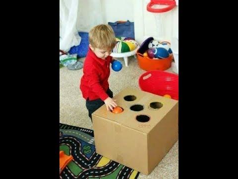 افكار مسلية للاطفال في المنزل فترة الاجازة Youtube
