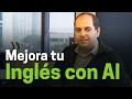 Inteligencia artificial te enseña a hablar Inglés