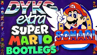 Bootleg Super Mario Games  Ft. rabbidluigi