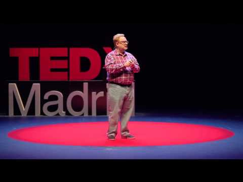Talent and character, wanted here | Tom Rielly | TEDxMadrid