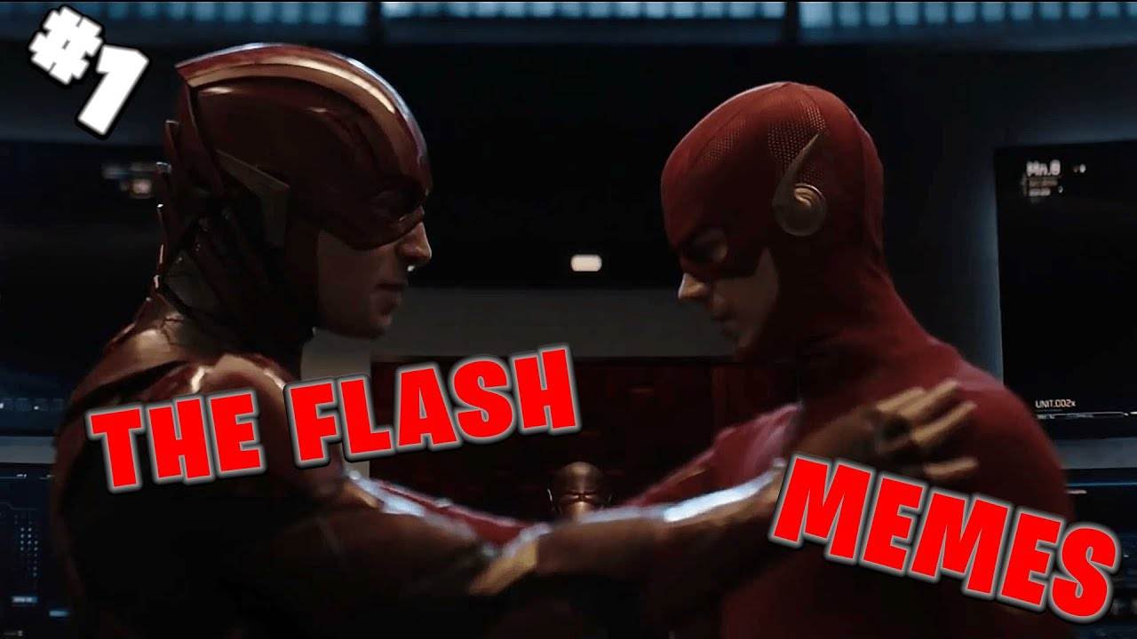 3 Minutes And 26 Seconds Of The Flash Memes Youtube