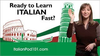 How to Learn Italian FAST with the BEST Resources
