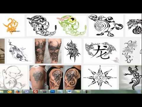 Free Tribal Tattoo Designs - Dotattoos.com - Free Tattoo Designs HERE MAN ***)))))****