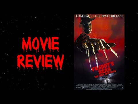 Freddy's Dead: The Final Nightmare Movie Review