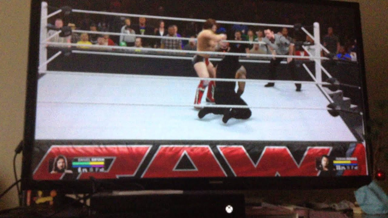 Download WWE Daniel Bryan Vs Roman Reigns FULL MATCH