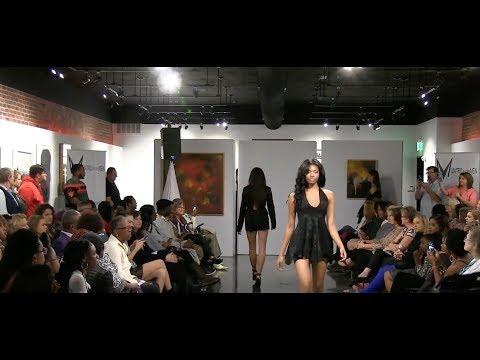 Mikasa La'Charles - 2017 Virginia Fashion Week - Emerging Designers